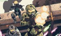 Annunciata la nuova serie a fumetti di Halo