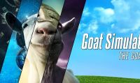 Goat Simulator: The GOATY ora disponibile in edizione fisica per Nintendo Switch