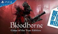 La GoTY di Bloodborne al 50% sul PlayStation Store