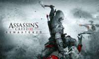 Ubisoft annuncia i requisiti PC di Assassin's Creed III Remastered