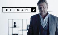 Un mese per dare la caccia a Sean Bean, il Mark Faba di HITMAN 2