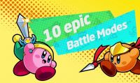 Nintendo presenta Kirby: Battle Royale
