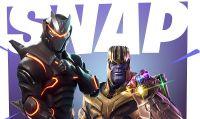 Il Guanto dell'Infinito di Thanos sarà disponibile da domani in Fortnite