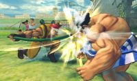 Prime immagini di Super Street Fighter IV