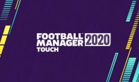 Football Manager 2020 Touch disponibile per Nintendo Switch