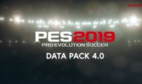 Il data pack 4.0 di PES 2019 è disponibile ora per il download
