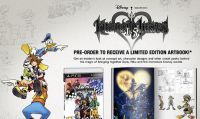 Kingdom Hearts HD 1.5 Remix rimandato a settembre
