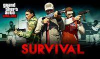 Nuova serie Sopravvivenza in GTA Online
