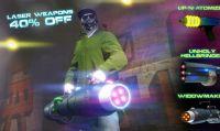 GTA Online - Disponibili sconti sulle armi futuristiche