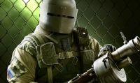 Ubisoft presenta il nuovo Tachanka di Rainbow Six Siege