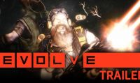 Da 2K il primo trailer di Evolve: 'Happy Hunting'