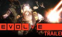 Da 2K il primo trailer di Evolve: 'Happy Hunting'