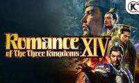 Romance of the Three Kingdoms XIV - Svelate le funzioni di diplomazia