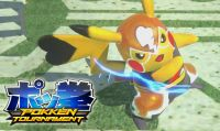 Pikachu Libre VS Garchomp nel nuovo video di Pokkén Tournament