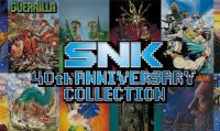 SNK 40th Anniversary Collection ora disponibile per Nintendo Switch