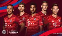 PES 2020 - Konami annuncia la partrnership ufficiale con il Bayern Monaco