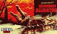 Red Dead Online - Disponibili nuovi animali leggendari e aggiunte al catalogo