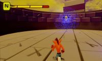Un utente ha portato Crash Bandicoot su Dreams