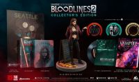 Vampire: The Masquerade - Bloodlines 2 - Annunciata la Collector's Edition