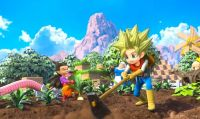 Dragon Quest Builders 2 - Digital Foundry analizza le versioni Nintendo Switch e PS4 Pro