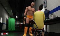 WWE 2K18 - Migliorata la modalità Carriera