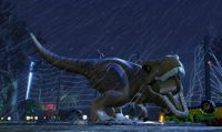 8 minuti di gameplay per LEGO Jurassic World
