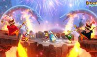 Ubisoft annuncia Rayman Legends per PlayStation Vita