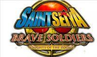 Trailer per Saint Seiya Brave Soldiers