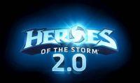 Heroes of the Storm si aggiorna con Heroes 2.0 e alcuni elementi di Overwatch