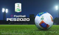 La Serie B e tante altre novità da oggi su eFootball PES 2020 nel Data Pack 2.0 gratuito