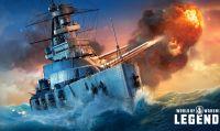 Il nuovo aggiornamento di World of Warships: Legends introduce nuove potenti corazzate e cacciatorpedinieri russi