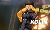 Street Fighter V - Un nuovo video ci mostra Kolin in azione