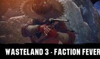 Wasteland 3 - Pubblicato il Faction Fever Trailer