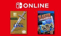 Zelda II: The Adventure of Link e Blaster Master arrivano su Switch