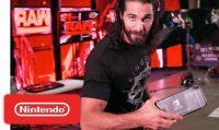 WWE 2K18 - Svelato il peso della versione Switch