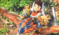 Monster Hunter Stories - Ecco la spettacolare intro in CGI