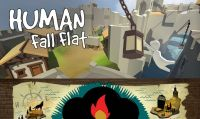 Arriveranno su Switch Human: Fall Flat e The Flame in the Flood.