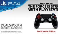 Annunciato il DualShock 4 'Darth Vader Edition' stand-alone