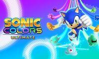 Sonic Colours: Ultimate - Pubblicato un nuovo filmato