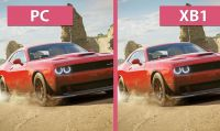 Forza Horizon 3 - A confronto le versione Xbox One e PC