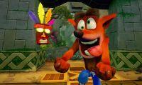 Crash Bandicoot N. Sane Trilogy - Alcuni dipendenti Sony hanno ricevuto un'edizione speciale del gioco