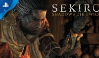 Sekiro: Shadows Die Twice - I nuovi video gameplay mostrano il boss Lady Butterfly