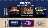 Ubisoft svela i contenuti post-lancio per Far Cry 5