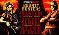 Red Dead Online - Settimana dei Cacciatori di taglie con Bonus e Sconti speciali