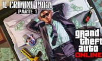 Disponibile Il Crimine Paga - Parte 1 per GTA Online