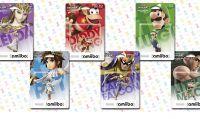 Amiibo - Cancellati alcuni pre-order delle ristampe