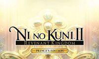 Ni no Kuni II: Il Destino di un Regno PRINCE'S EDITION arriverà su Nintendo Switch il 17 settembre 2021