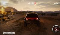 Il nuovo video gameplay di Gravel ci mostra il tracciato in Namibia