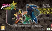 Scopri la Exquisite Edition di JoJo's Bizarre Adventure: All-Star Battle