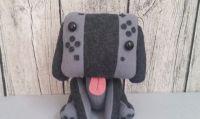 Nintendo Switch in versione peluche piace a Yoshida